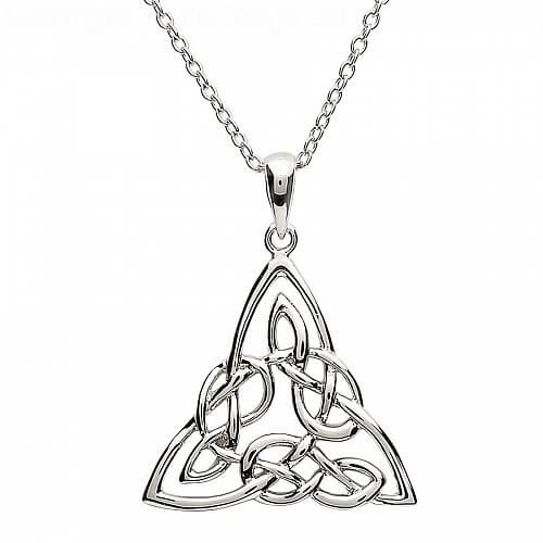 Intricate Celtic Design Pendant