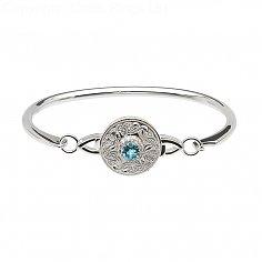 Bracelet Guerrier Celtique Argent