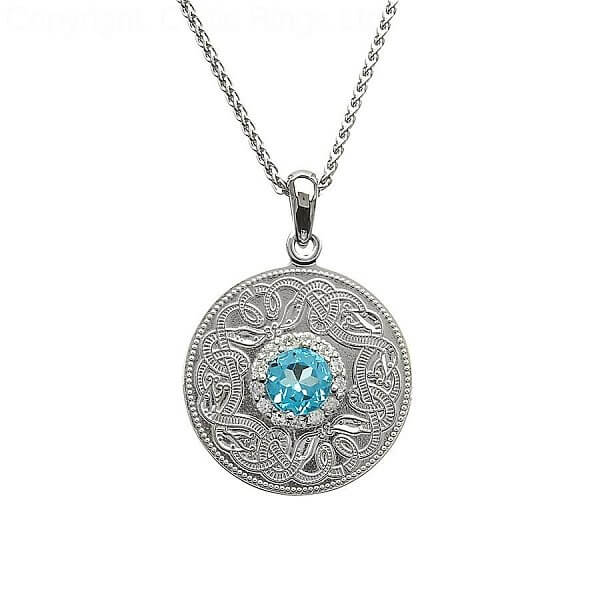 Silver celtic warrior pendant mozeypictures Image collections