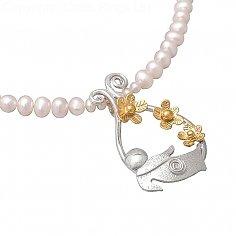 Irischer Glücks-Perlen-Anhänger