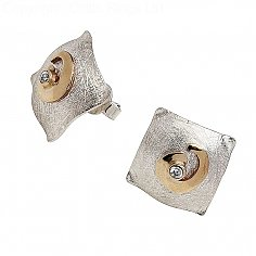 Irish Square Cufflinks