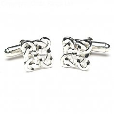 Celtic Filigree Cuff Links
