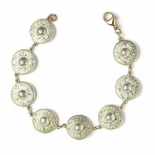 Small Celtic Warrior Bracelet