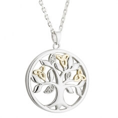 Tree of Life Necklaces | Celtic Rings Ltd