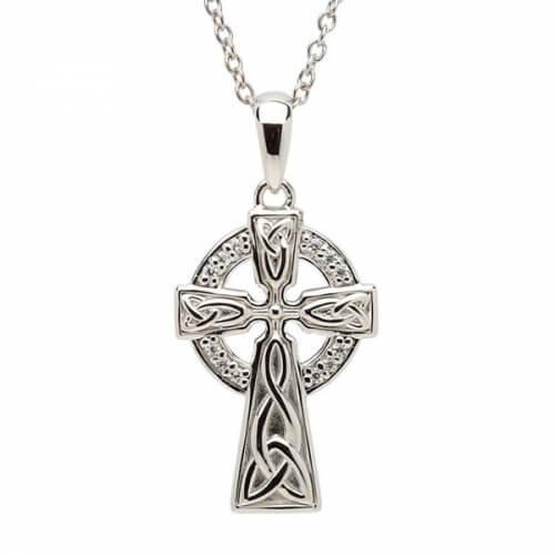 Silver Trinity Cross