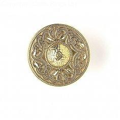 Small Celtic Warrior Tie Pin