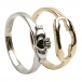 Zweiteiliger Claddagh Ring