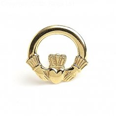 Claddagh Grand Tie Pin