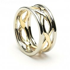 Aibhlinn Infinity Band With Trim