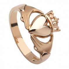 11a1b35af4 Claddagh Rings from Ireland - Love, Loyalty & Friendship