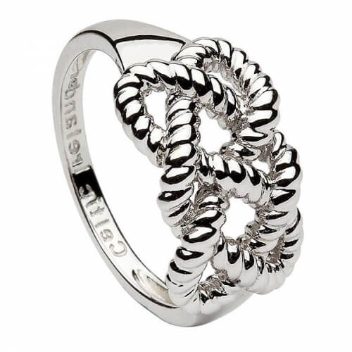 Fisherman's Knot Ring