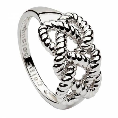 Fischer knoten-Ring