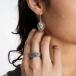 Unisex Celtic Weave Ring - On Finger