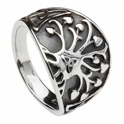 Baum des Lebens Ring