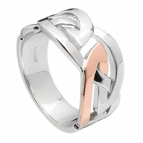 Keltischer Design-Ring