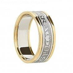 Aislin Irish Wedding Ring