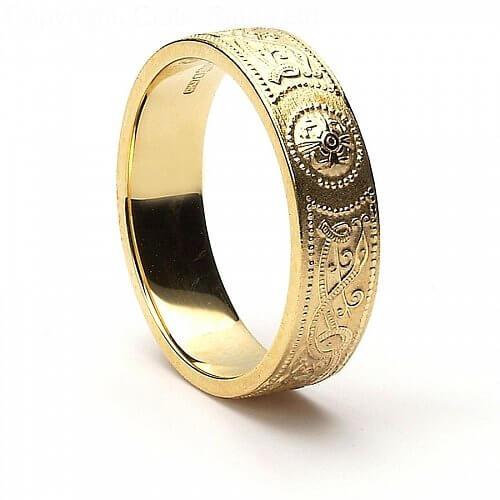 Celtic Warrior Ring