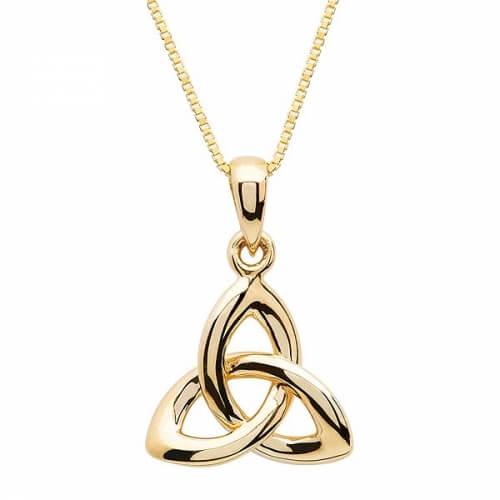 Trinity Knot Halskette