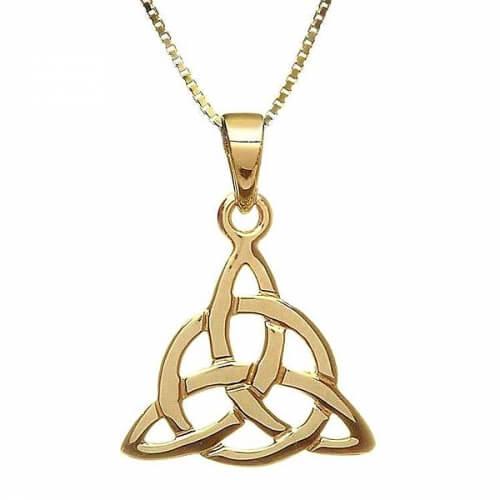 Trinity Circle Pendant