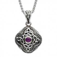 Celtic Tribal Trinity Necklace