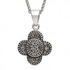 Large Celtic Tribal Necklace