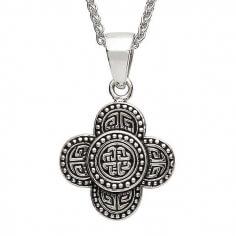 Grand collier tribal celtique