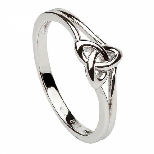 Trinity Knoten Ring