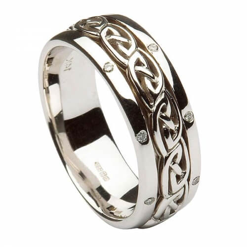 Celtic Knot Wedding Bands.Celtic Wedding Bands Irish Wedding Rings
