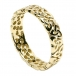 Women's Trinity Knot Wedding Ring - Yellow Gold