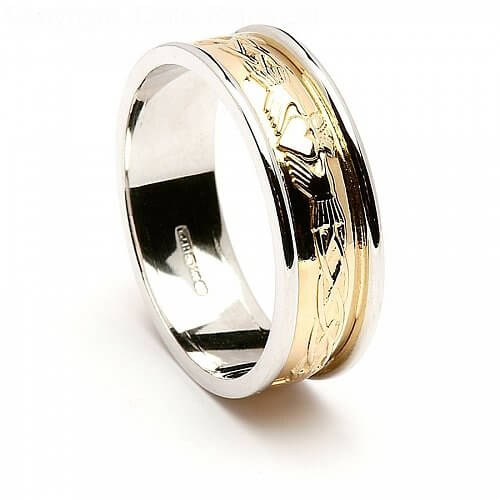 muiread claddagh wedding ring - Claddagh Wedding Rings