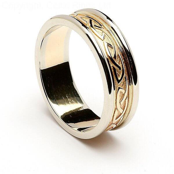 Celtic Knots Wedding Rings 014 - Celtic Knots Wedding Rings