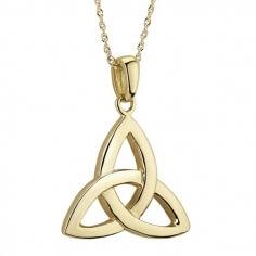Petit pendentif noeud trinité