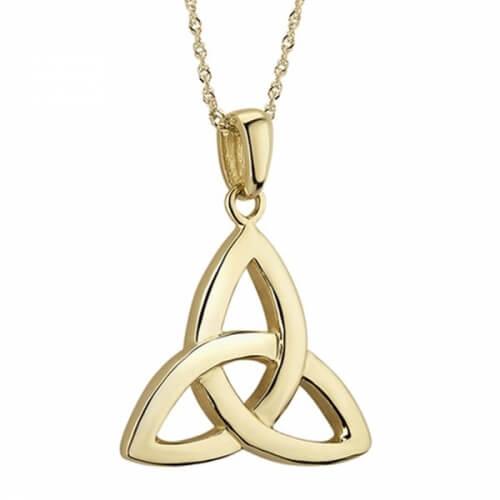 Small Trinity Knot Pendant