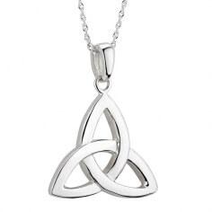 Medium Trinity Knot Pendant