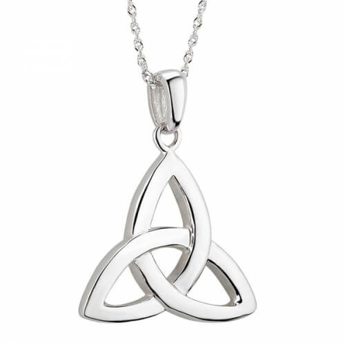 Medium Trinity Knot Pendant