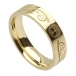 Women's Tree of Life Wedding Ring - Yellow Gold