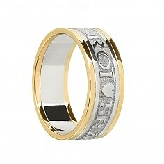 Ciaran Irish Wedding Ring