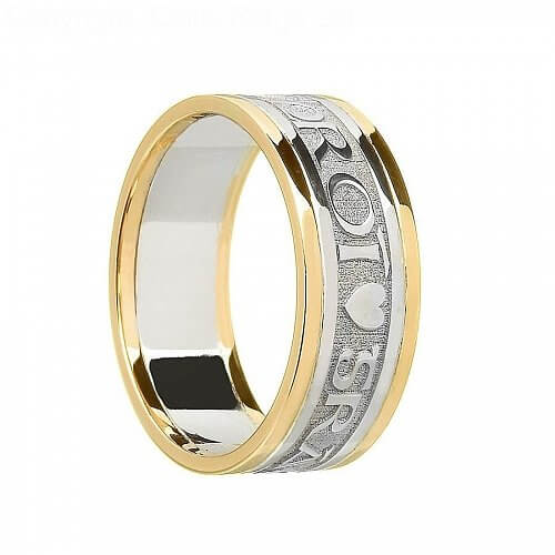 Ciaran Irish Wedding Ring