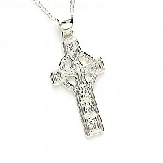 Duleek Cross - Sterling SIlver