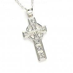 Duleek Kreuz - Sterling Silber