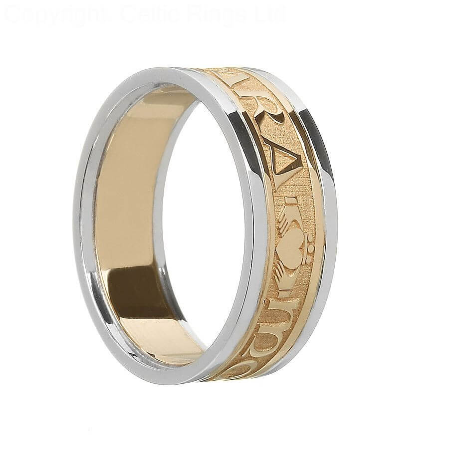 Siobhan Soul Mate Wedding Ring