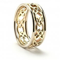 Kaitlin Heart Wedding Ring