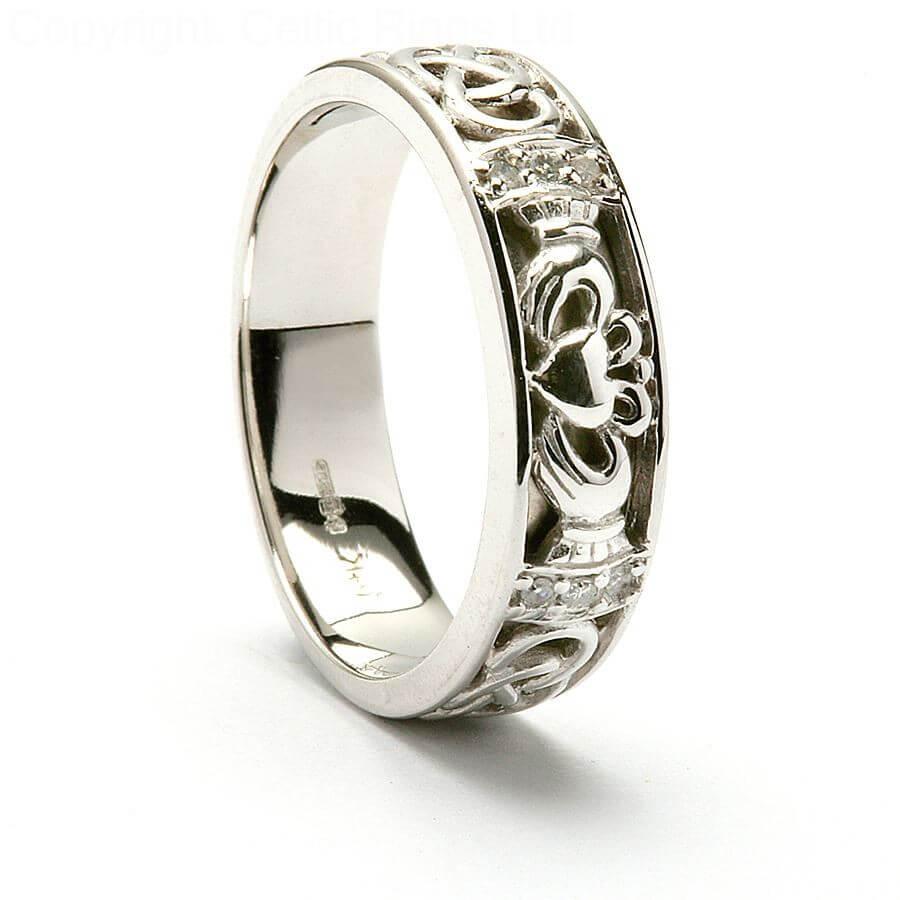 Claddagh Wedding Rings Celtic Rings Ltd