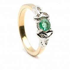 Ailionora Trinity Engagement Ring