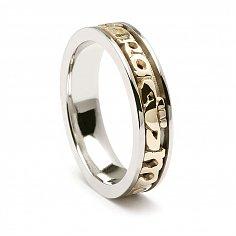 Signature Mo Anam Cara Ring