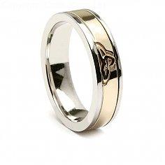 Signature Trinity Wedding Ring