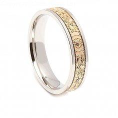 Irish Ring with Trim 5.0mm
