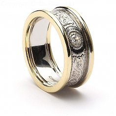 Muireann diamant Wedding Band
