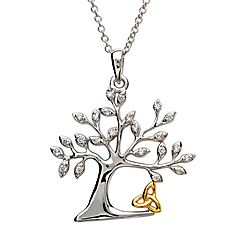 Tree Of Life Trinity Pendant