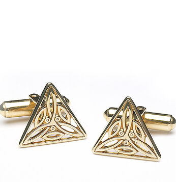 Celtic Cufflinks Medium